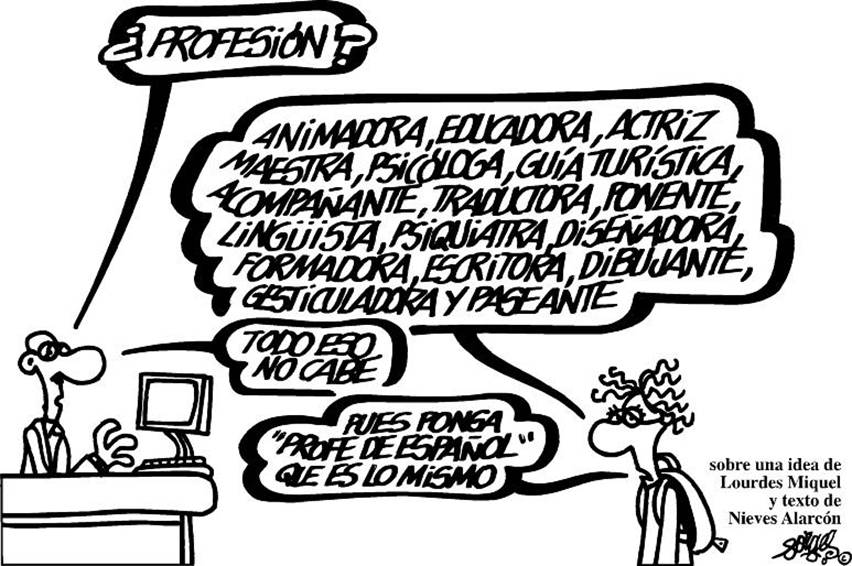 Forges - profesor
