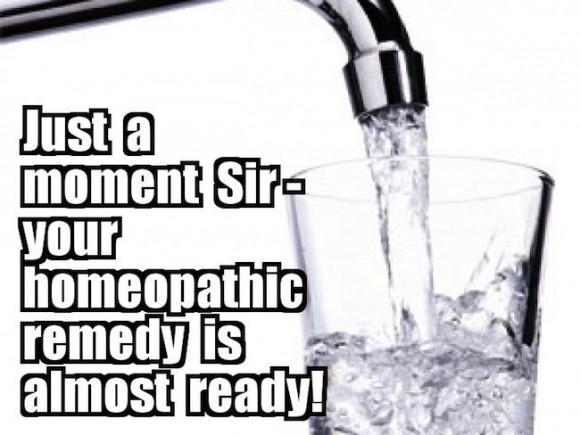Homeopatía lista