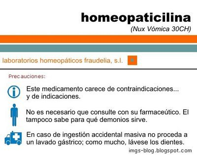 Homeopaticilina