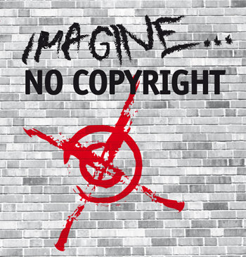 Imagine No-Copyright