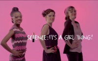 science its a girl thing