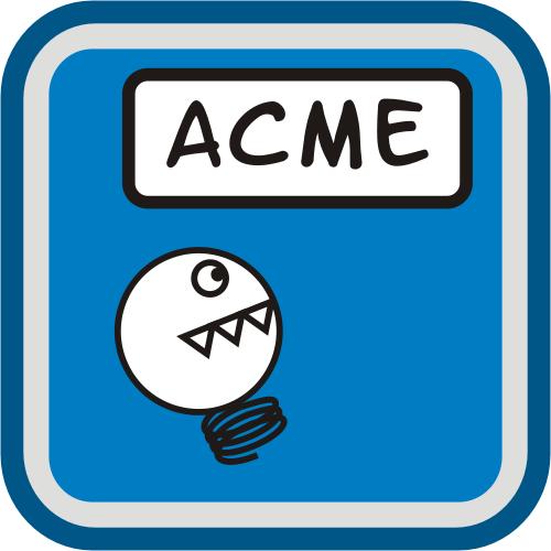 Acme logo 2 redondeado
