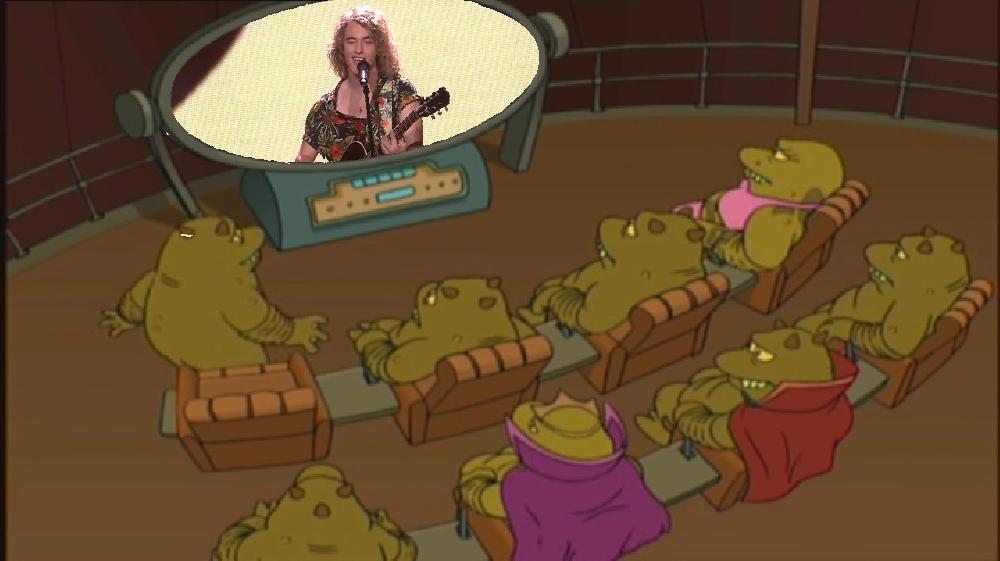 Eurovision portada