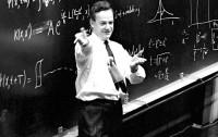 Feynman-blackboard