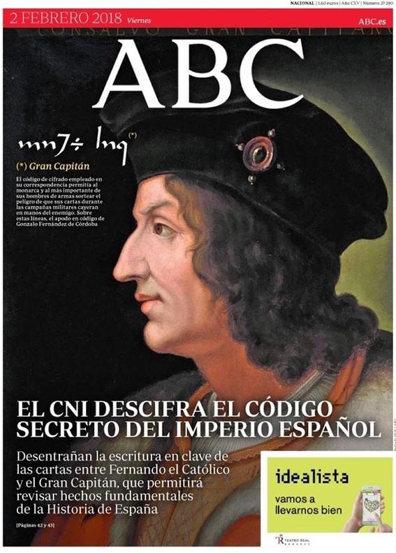 Gran capitán portada ABC