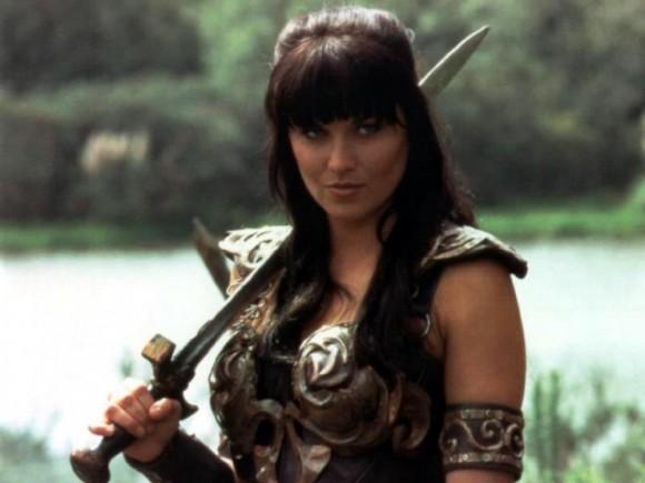 Xena, el planetoide guerrero