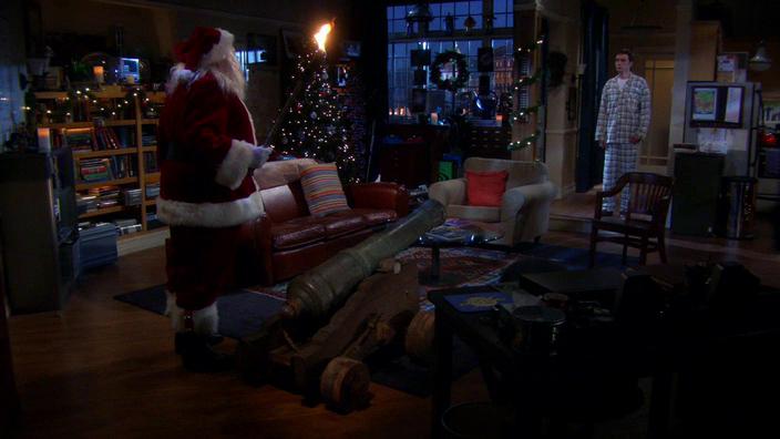TBBT y Santa Claus