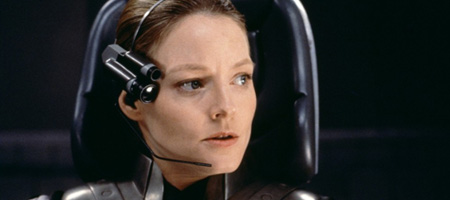 Jodie Foster científica