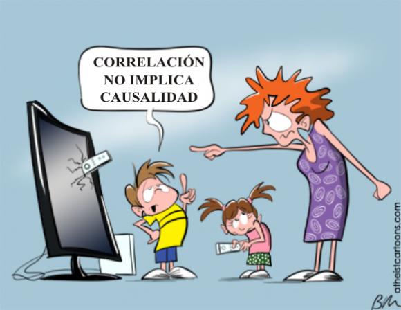 Correlación y causalidad