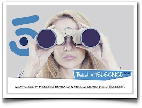 telecincoboicot
