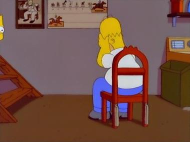 Homer síndrome del impostor