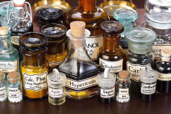 Remedios de homeopatía