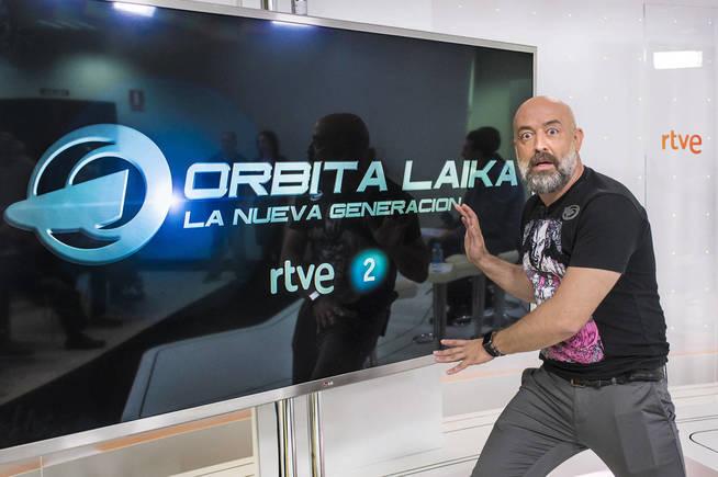 orbita-laika-y-el-presentador-goyo-jimenez-rtve