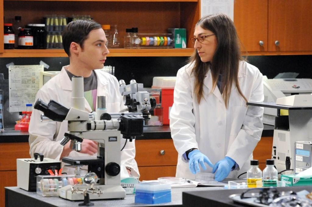 Sheldon y Ami