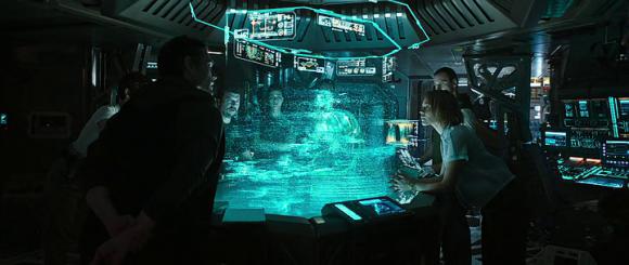 Alien Covenant contra los neutrinos