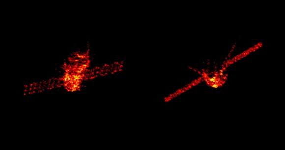 Cuerpo a tierra, que viene la Tiangong-1