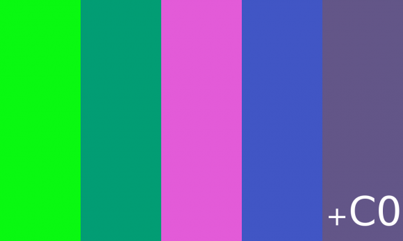 Aviso a los partidarios de prohibir un color: no funciona