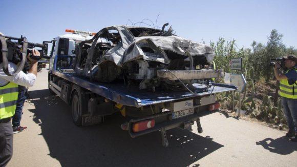 Un apunte físico sobre el accidente de José Antonio Reyes